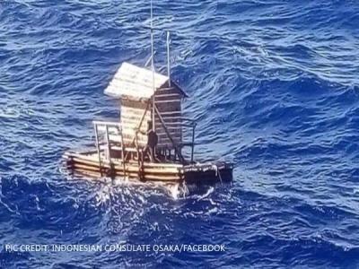 Sea Surviver: समुद्र से 49 दिनों की जंग लड़कर निकला फिशरमैन