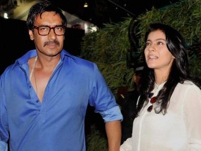 अजय देवगन ने ट्वीट किया पत्नी काजोल का WhatsApp नंबर
