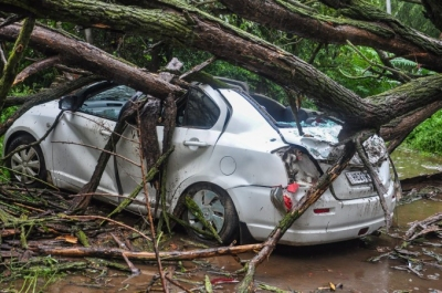 भारी बारिश ने उत्तर भारत में मचाई तबाही, 11 की मौत