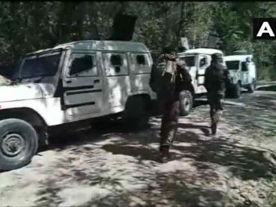 जम्मू कश्मीर के बांदीपोरा में एनकाउंटर, एक आतंकी ढेर