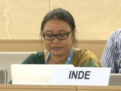 UN में भारत ने सीमा पार आतंकवाद पर पाक को सुनाई खरी-खोटी