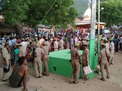 UP: पुलिस की पिटाई से क्षुब्ध RSS कार्यकर्ता ने फांसी लगाई