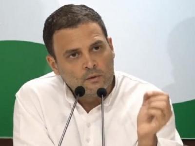 मोदी के मंत्री बोले, राहुल गांधी पायरेटेड लैपटॉप हैं