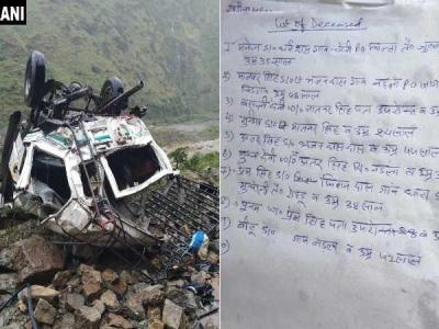 शिमला: चंद पलों में मौत के मुंह में समा गए 13 लोग, तस्वीरें