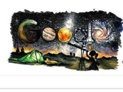 Children's Day पर Google ने बनाया खास Doodle