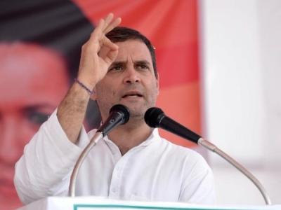सावरकर के पोते ने राहुल गांधी के खिलाफ करवाई शिकायत दर्ज