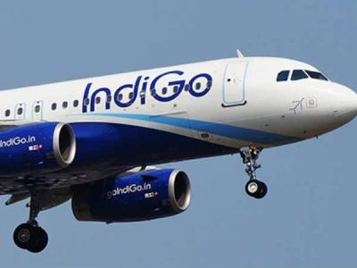 बाल-बाल बचे Indigo विमान के यात्री, टेक ऑफ करते ही इंजन फेल