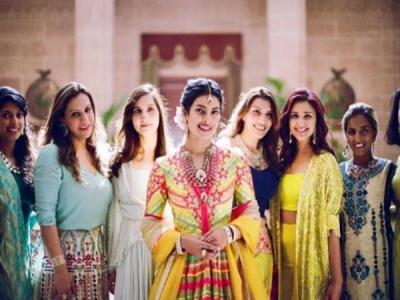 सामने आई प्रियंका की शादी की एक और फोटो