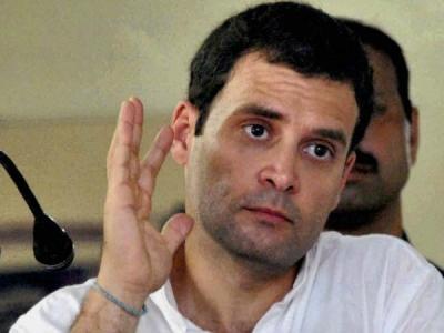 पीएम मोदी के 'बचाओ-बचाओ' बयान पर राहुल गांधी ने साधा निशाना