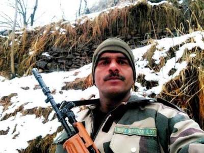 BSF में खराब खाने की शिकायत करने वाले जवान के बेटे ने की मौत