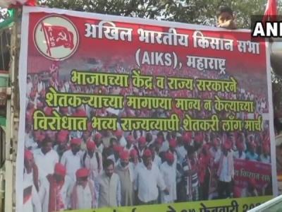 महाराष्ट्र: सरकार से बातचीत के बाद  किसानों का आंदोलन खत्म