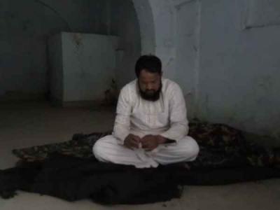 बस्ती: खालिद ने लगाए PAK के समर्थन में नारे, गिरफ्तार