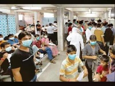 राजस्स्थान: स्वाइन फ्लू की वजह से 2 की जान गई, 3753 नए मामले