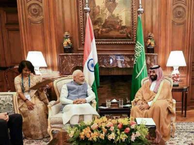 भारत के विरोध के आगे सऊदी प्रिंस को भी झुकना पड़ा