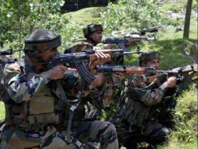बांदीपोरा में सुरक्षाबलों ने LeT के दो आतंकियों को किया ढेर