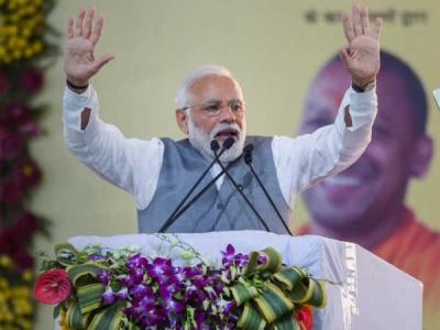 वाराणसी से चुनाव लड़ेंगे PM  मोदी, BJP ने जारी की पहली लिस्ट