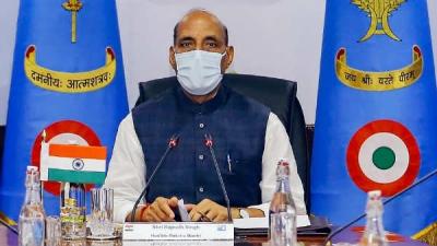 राजनाथ सिंह आज आत्मनिर्भर भारत शपथ कार्यक्रम को करेंगे लॉन्च