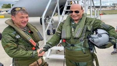 दशहरे पर चीन बार्डर पर शस्त्र पूजन करेंगे राजनाथ सिंह