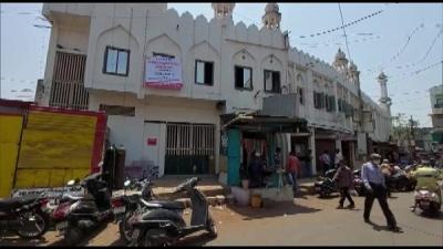 वडोदरा: मस्जिद में हुई कोरोना मरीजों के लिए 50 बेड-फैसेलिटी