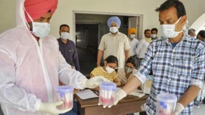 रिसर्च में दावा- Covid संक्रमण दर में आई गिरावट