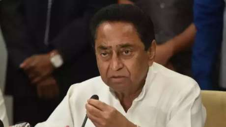 Madhya Pradesh By Elections Kamal Nath Writes To Ec Alleges Bjp Trying To Poach Congress Mlas