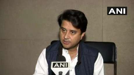 Mp By Election Results 2020 Jyotiraditya Scindia Said Kamal Nath And Digvijaya Singh Are Traitors