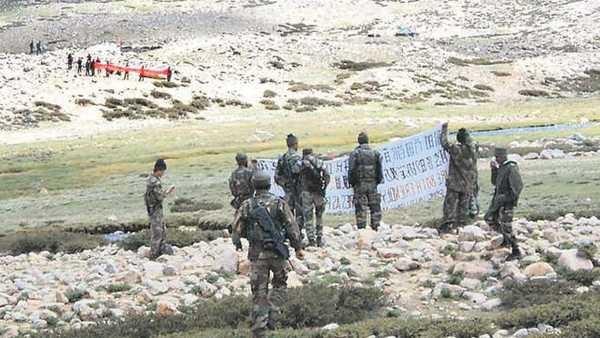 बहादुरी से लड़ कर वीरगति को प्राप्त हुए 20 सैनिक