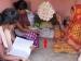 तूफान में तबाह हो गया घर, शौचालय में रह रहा है दलित परिवार