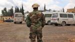 सीरिया में 'संघर्ष विराम' के बावजूद बरस रहे बम