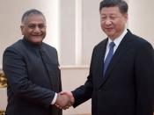 भारत अब लड़ाका बन गया है: चीनी मीडिया