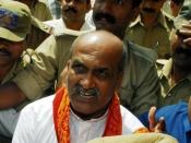 मैंगलौर पब हमले में श्रीराम सेना के प्रमोद मुतालिक बरी
