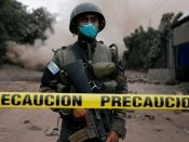 ग्वाटेमाला ज्वालामुखी.. लावा, राख और तबाही