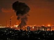 इसराइल के ख़ुफिया अभियान के बाद ग़ज़ा में झड़पें