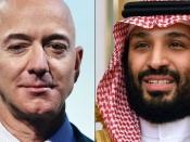 क्या सऊदी प्रिंस ने कराई जेफ़ बेज़ोस के फ़ोन की हैकिंग?