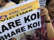 पीएमसी बैंक घोटाला: एक साल बाद भी फँसे हैं लाखों लोगों के पैसे