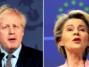 ब्रेग्ज़िट के बाद ब्रिटेन और यूरोपीय संघ में ऐतिहासिक डील, जानिए सबकुछ