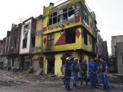 दिल्ली दंगे के एक साल बाद, दो मस्जिदों को जलाने के मामले में पुलिस ने क्या किया?