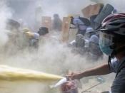 म्यांमार की बहादुर जनता ने सेना के आतंक के युग को नकार दिया है: अमेरिका
