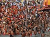 कुंभ और कोरोनाः 'मैंने सब भगवान पर छोड़ दिया था', हरिद्वार से आँखों-देखी