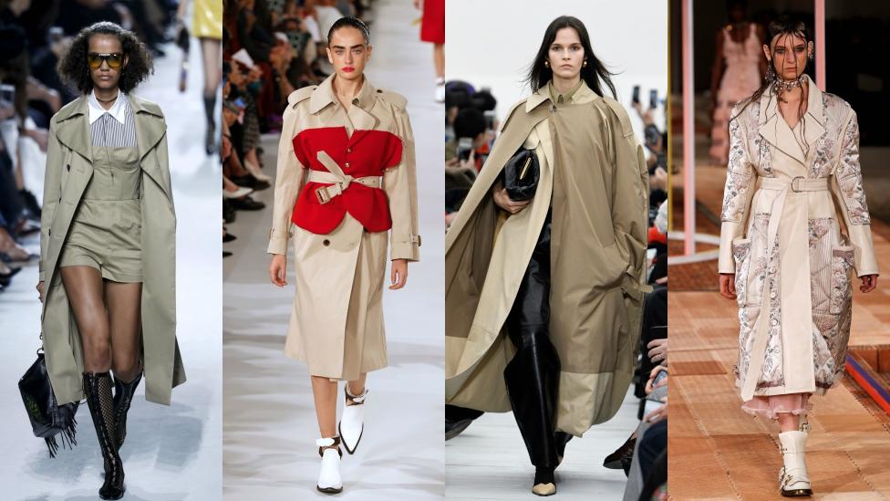 नए साल के फ़ैशन की झलकियां