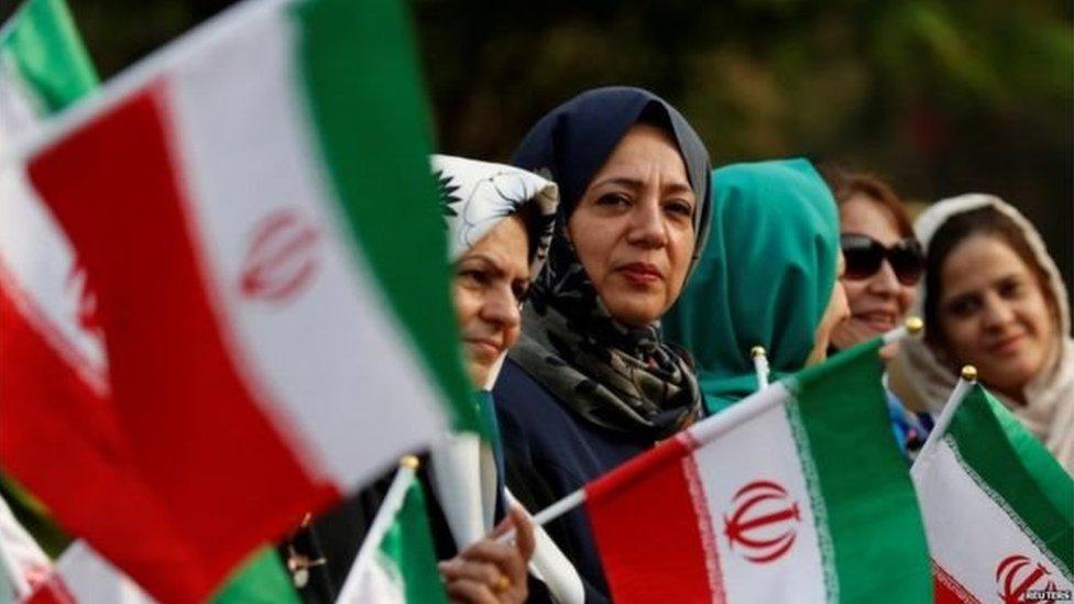 राष्ट्रपति हसन रूहानी के भारत दौरे से ईरान...
