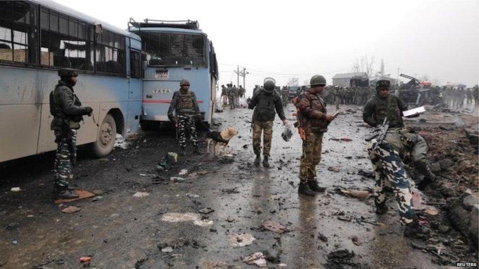 पुलवामा हमले को कश्मीर के लिए ख़तरनाक...