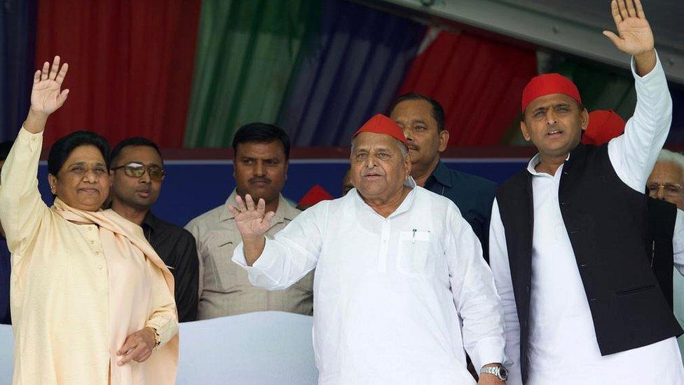 'दल और दिल मिलने' के बावजूद राजनीतिक हैसियत की मापतौल: मैनपुरी रैली की आंखोंदेखी