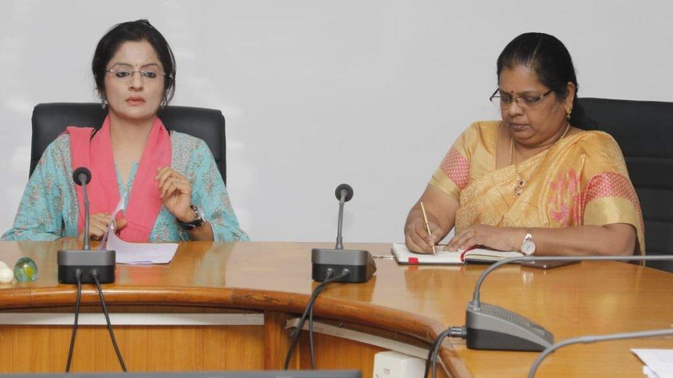 लोकसभा चुनाव 2019: जबलपुर में मतदान की कमान महिला अफ़सरों के हाथ