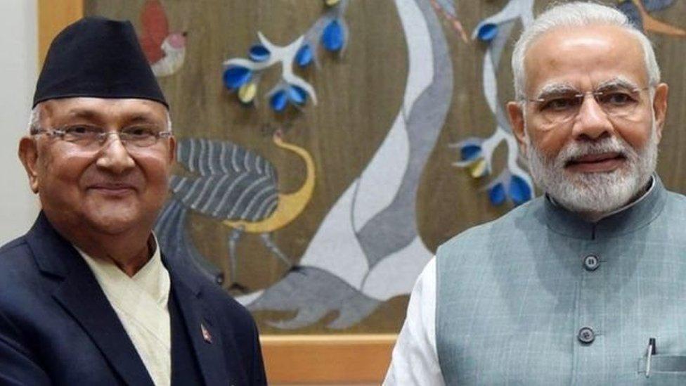 चीन-नेपाल में गहराती दोस्ती पर इतना शांत...