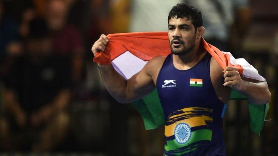 सुशील कुमार: ओलंपिक मेडलिस्ट कैसे बन गए मोस्ट वांटेड